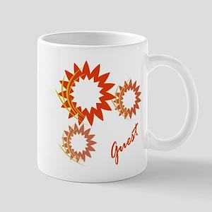 Guest Fire Wheels Mug