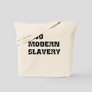 End Modern Slavery Tote Bag
