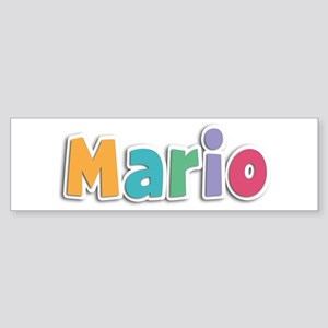 Mario Spring11 Bumper Sticker