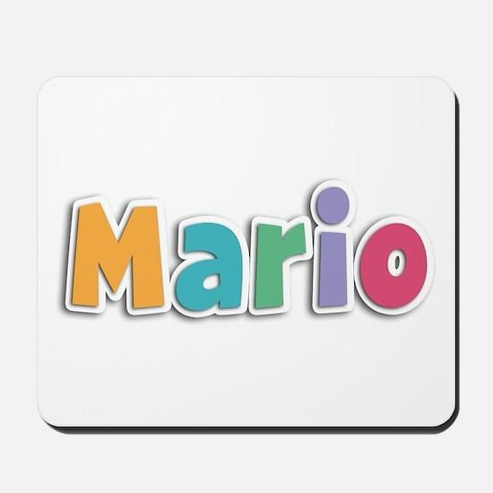Mario Spring11 Mousepad