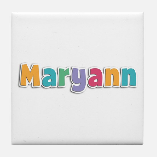 Maryann Spring11 Tile Coaster
