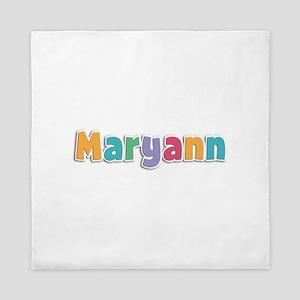 Maryann Spring11 Queen Duvet
