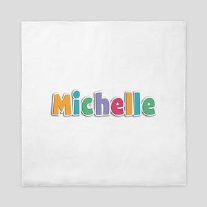 Michelle Spring11 Queen Duvet