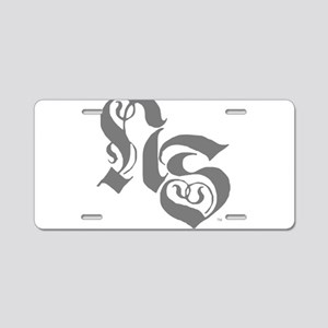 Native Swagg Aluminum License Plate
