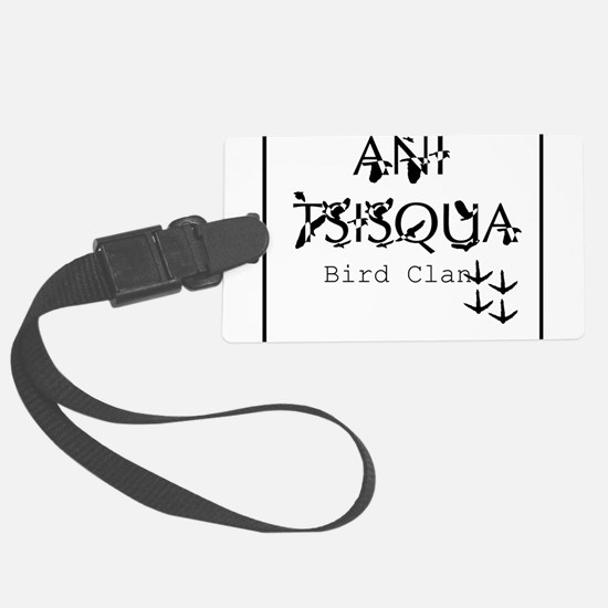 birdclan.png Luggage Tag