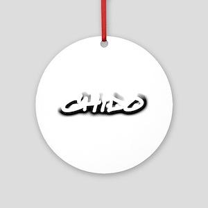 Chido Ornament (Round)