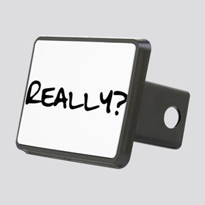 Really for black Rectangular Hitch Cover
