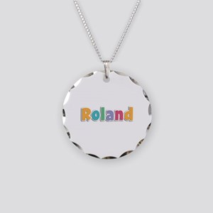 Roland Spring11 Necklace Circle Charm