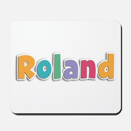 Roland Spring11 Mousepad