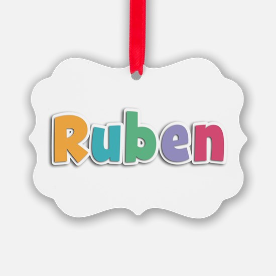 Ruben Spring11 Ornament