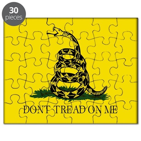 """""""Don't Tread On Me!"""" Puzzle"""