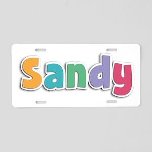 Sandy Spring11 Aluminum License Plate