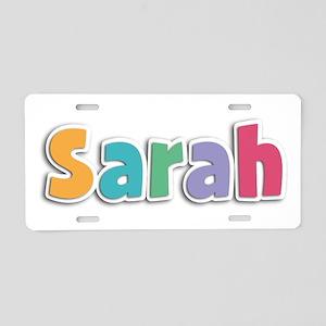 Sarah Spring11 Aluminum License Plate