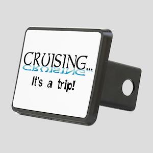 Cruising... its a trip! Rectangular Hitch Cover