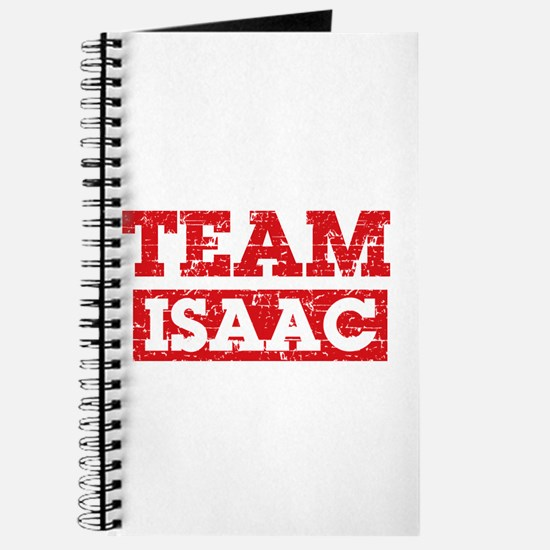Team Isaac Journal