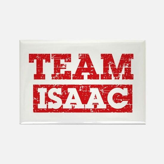 Team Isaac Rectangle Magnet