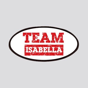 Team Isabella Patches
