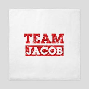 Team Jacob Queen Duvet