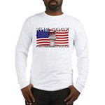 """""""The Sock for President"""" Long Sleeve Tee"""