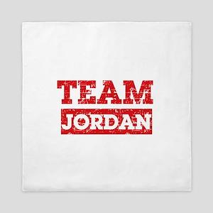 Team Jordan Queen Duvet