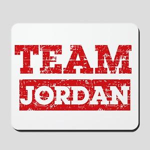 Team Jordan Mousepad