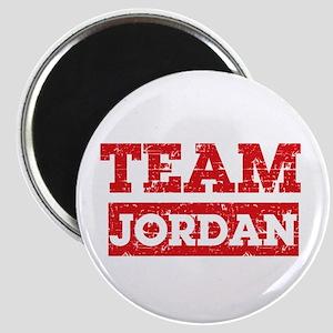 Team Jordan Magnet