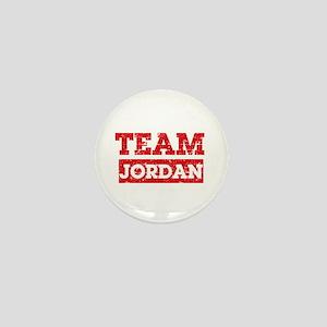 Team Jordan Mini Button