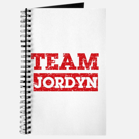 Team Jordyn Journal