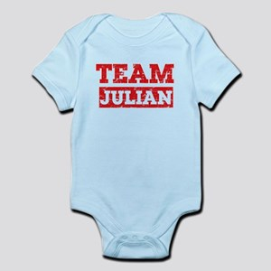 Team Julian Infant Bodysuit