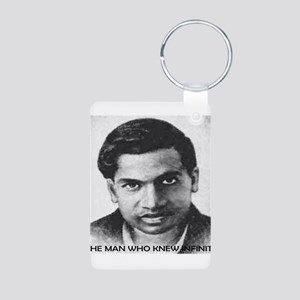 man who knew infinity Aluminum Photo Keychain