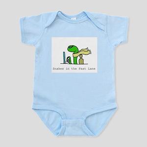 Fast Lane Infant Creeper