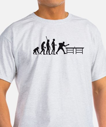 Evolution table tennis A.png T-Shirt