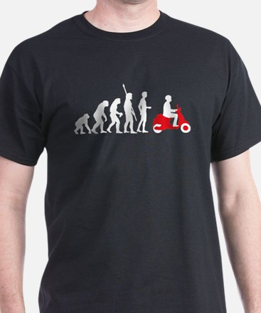 evolution scooter T-Shirt