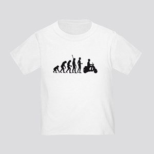 evolution scooter Toddler T-Shirt