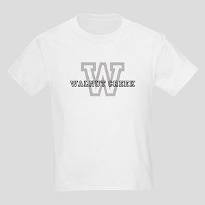 Famous in Walnut Creek Kids T-Shirt