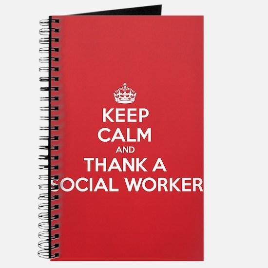 K C Thank Social Worker Journal