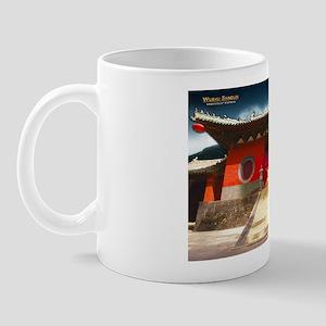 Wushu Shaolin Productions Mug