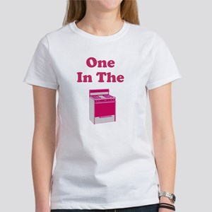 One In The Oven Women's T-Shirt