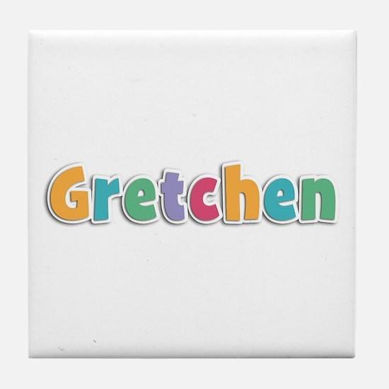 Gretchen Spring11 Tile Coaster