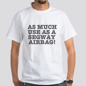 AS MUCH USE AS A SEGWAY AIRBAG