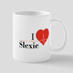 I love Slexie Mug