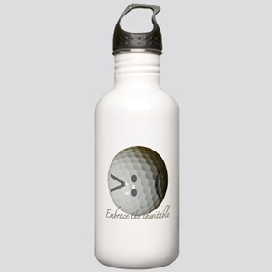 Embrace the inevitable Stainless Water Bottle 1.0L