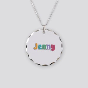 Jenny Spring11 Necklace Circle Charm