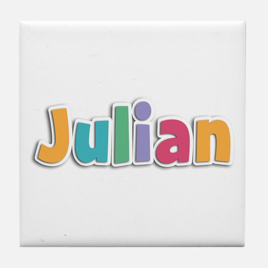 Julian Spring11 Tile Coaster