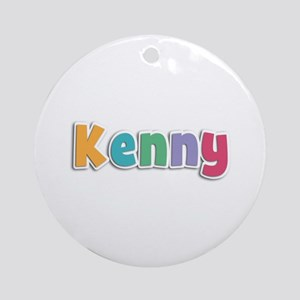 Kenny Spring11 Round Ornament