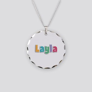 Layla Spring11 Necklace Circle Charm