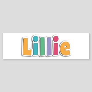Lillie Spring11 Bumper Sticker