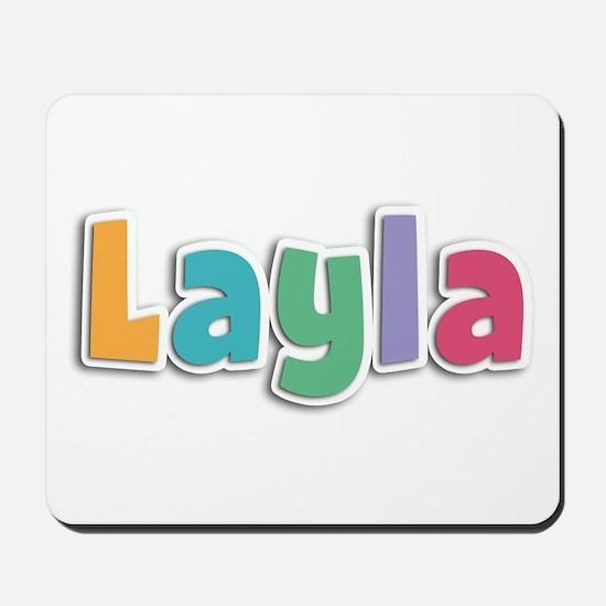 Layla Spring11 Mousepad