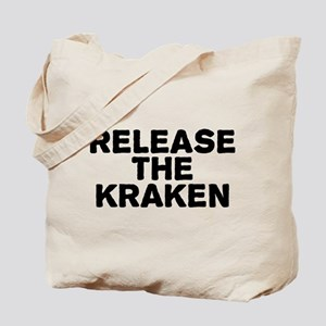 Release Kraken Tote Bag