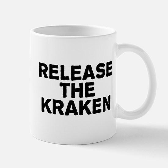 Release Kraken Mug